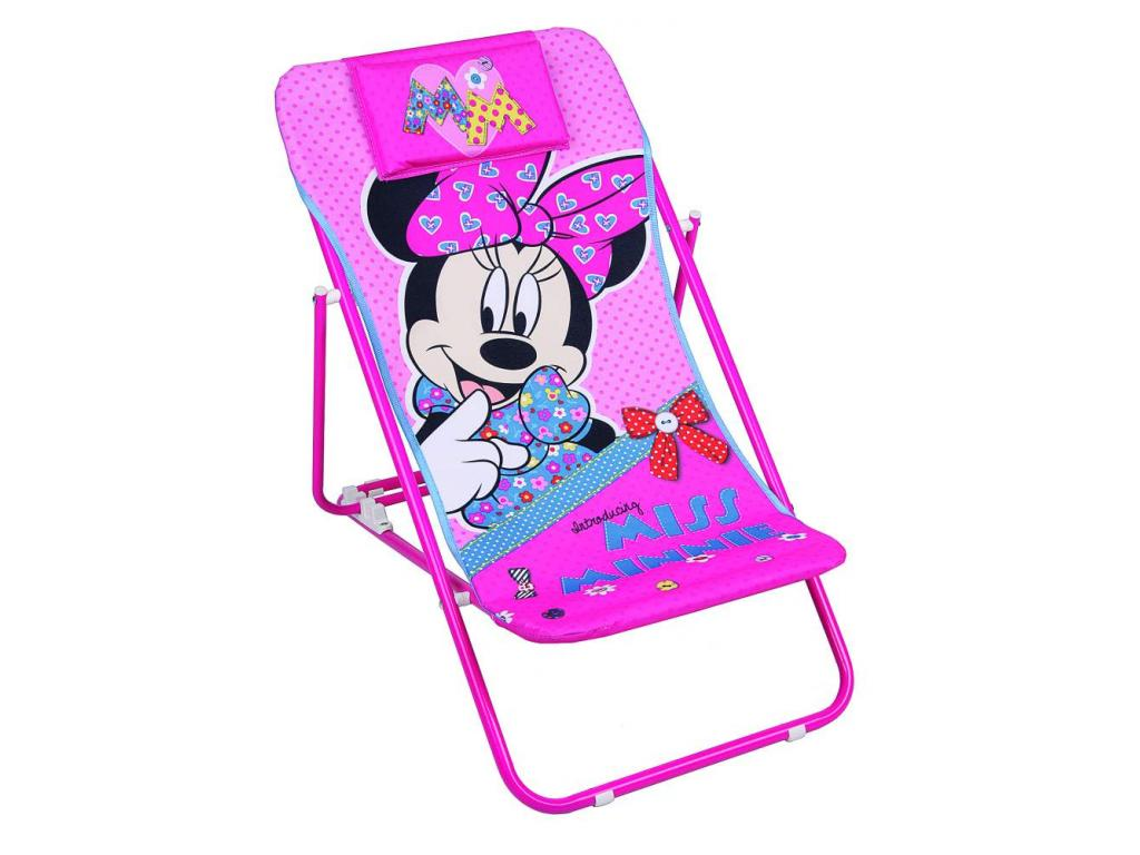 Gartenmobel Alu Erfahrung : Kinder Klappliege, Minnie Mouse