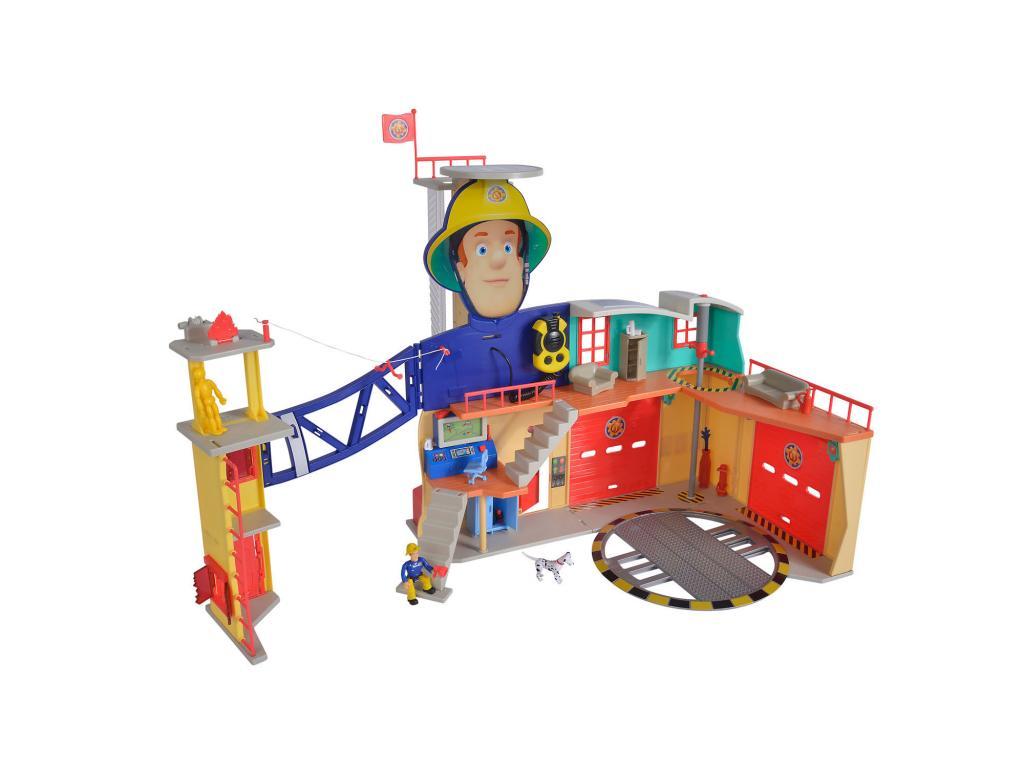 feuerwehrmann sam luxury fire station xxl