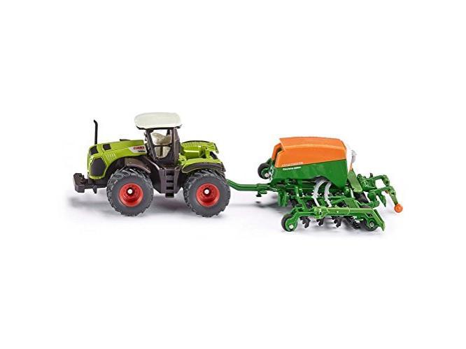 Siku Rübenvollernter Landwirtschaftliches Spielzeug Spielzeugautos