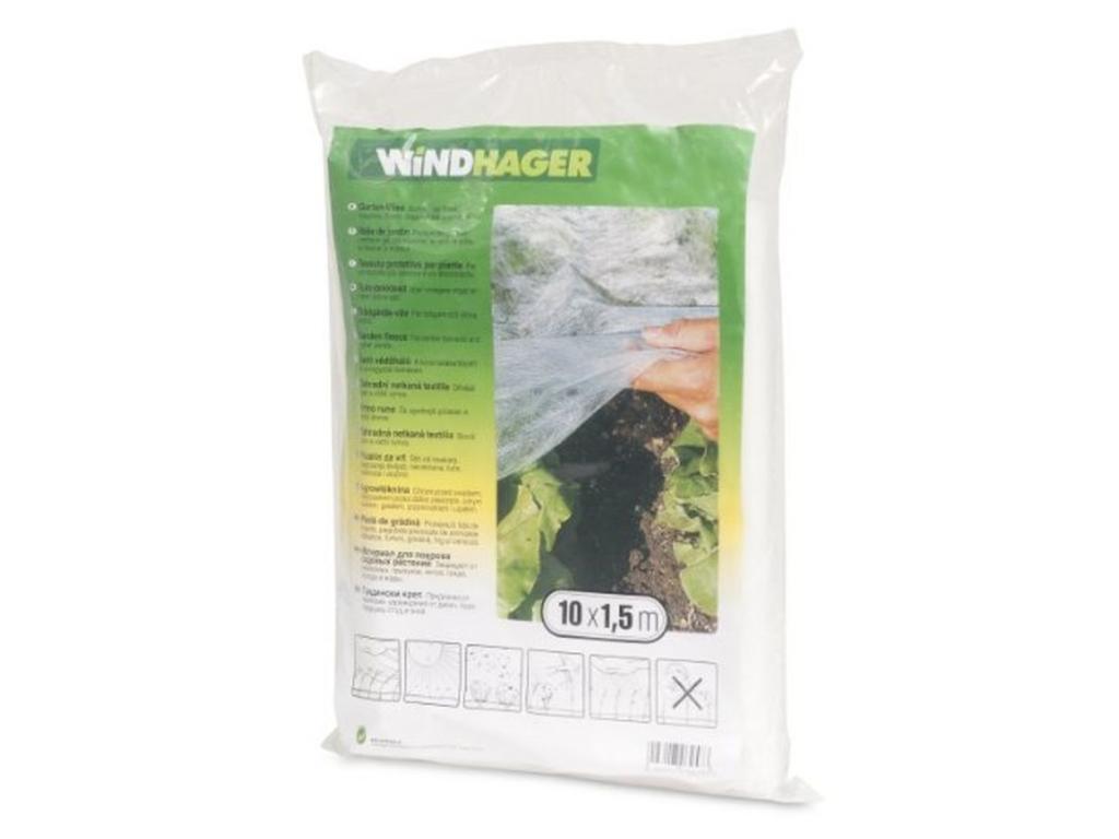 Windhager Garten Vlies Aktion Weiß 10 X 15 M