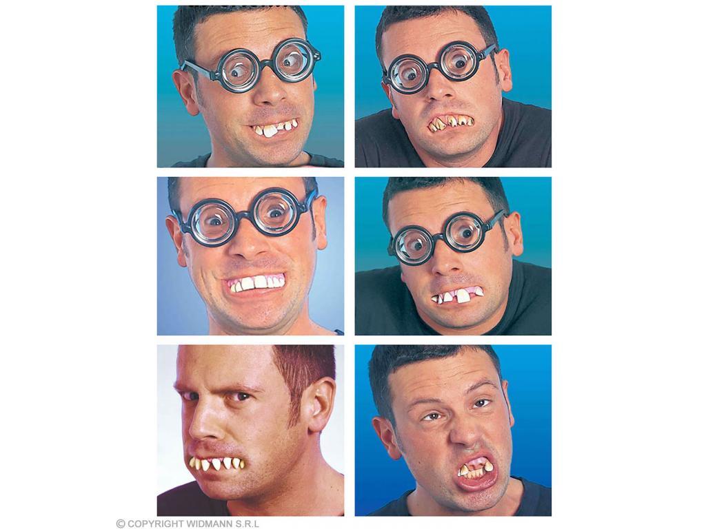 Lustige Zahne